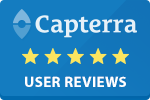Click here to read the reviews on Capterra