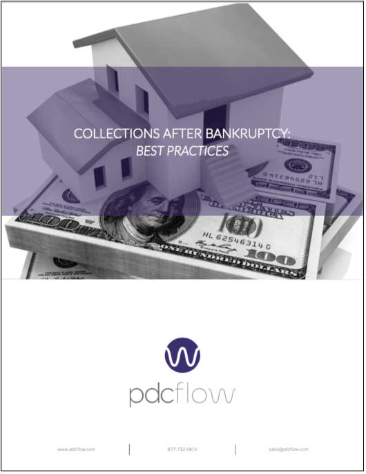 Collections After Bankruptcy Best Practices