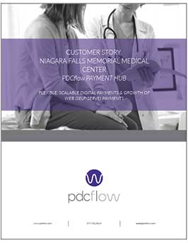 PDCflow Customer Story Niagara Falls Memorial Medical Center