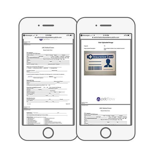 flow - secure digital signature services