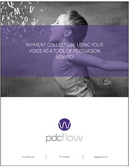 Use Your Voice to Persuade in Payment Collection How-To