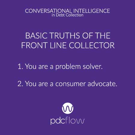 Conversational Intelligence in Debt Collection
