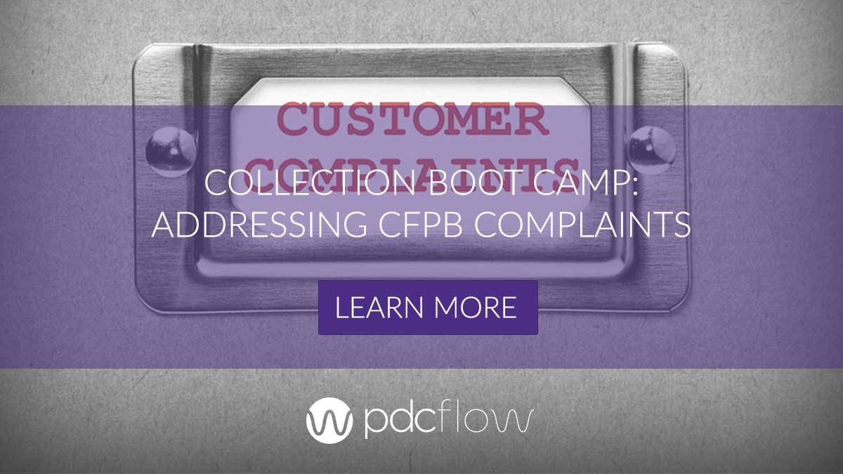 Addressing CFPB Complaints
