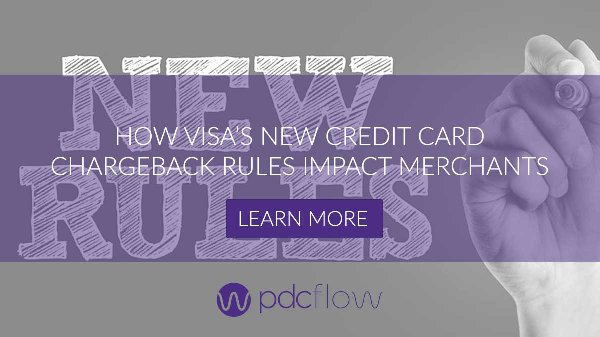 How Visa's New Credit Card Chargeback Rules Impact Merchants