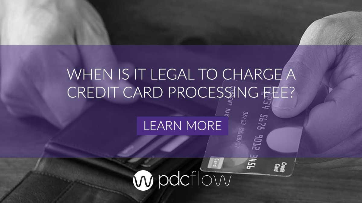 A Guide On Charging Credit Card Convenience Fees
