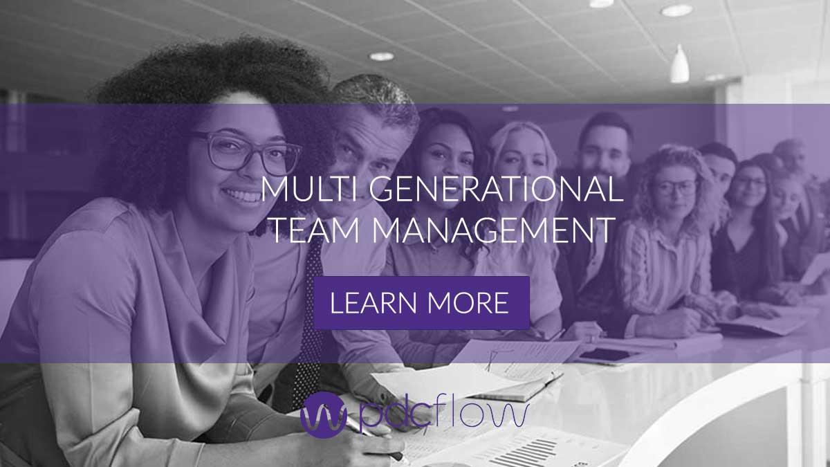Multi Generational Team Management