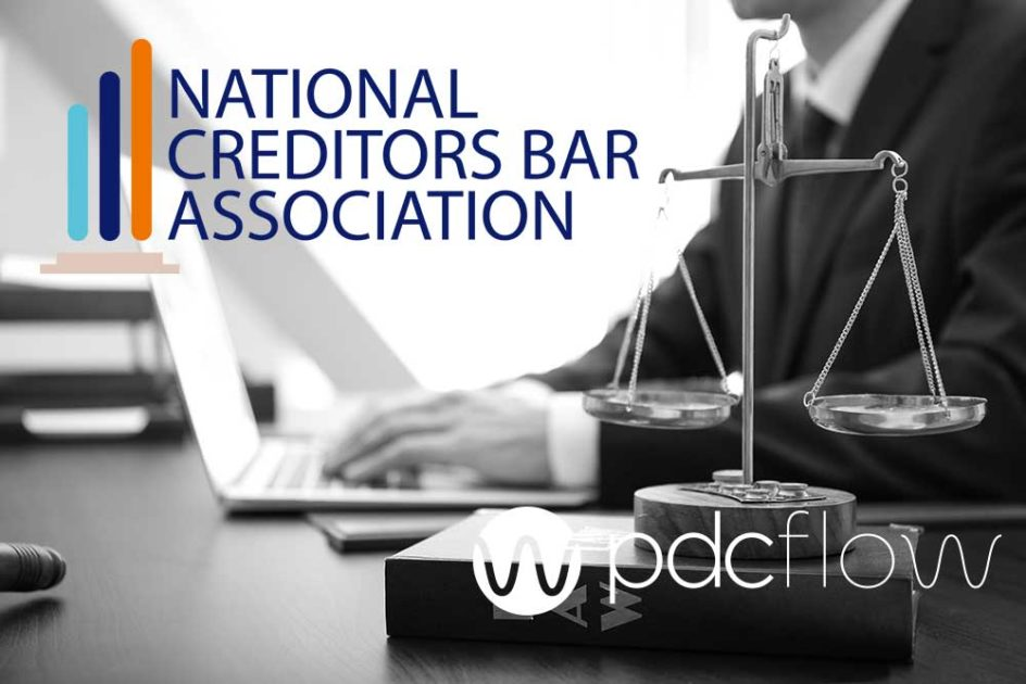 PDCflow, National Creditors Bar Association Partner to Benefit NCBA Members