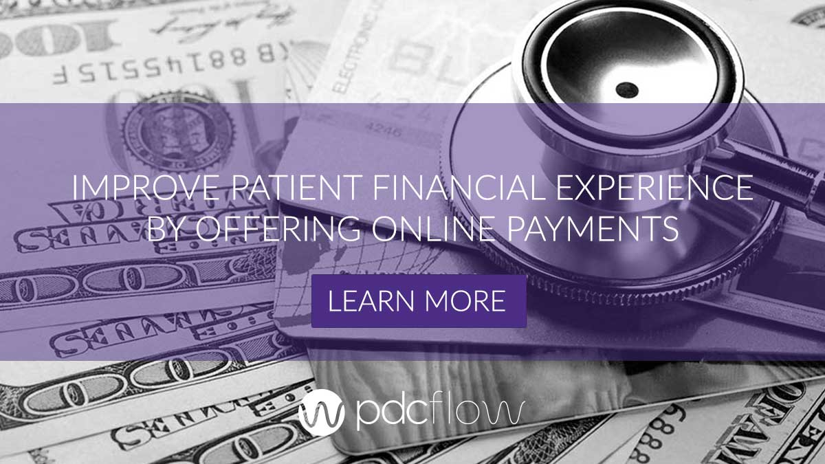 Improve Patient Financial Experience By Offering Online Payments