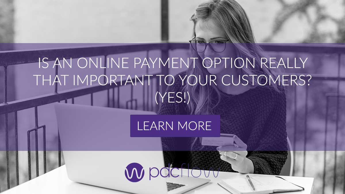 Is An Online Payment Option Really That Important to Your Customers? (Yes!)
