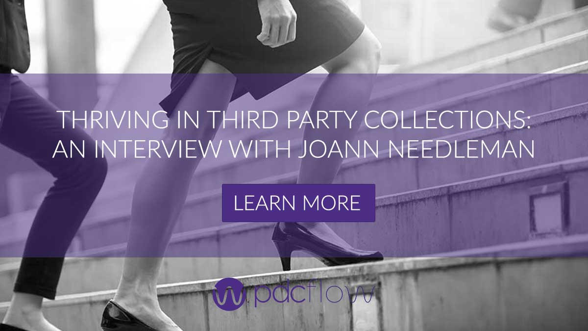 Thriving in Third Party: An Interview with Joann Needleman