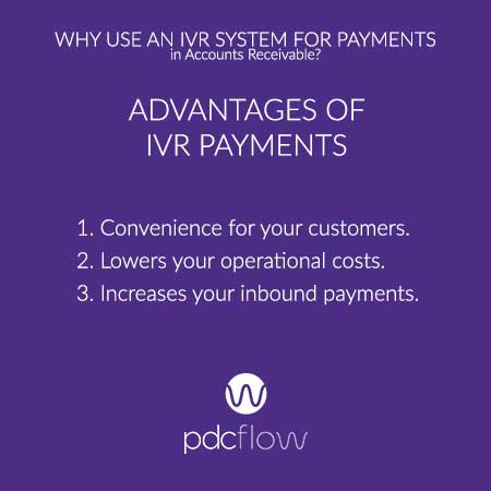 Why Use an IVR System for Payments in Accounts Receivable?