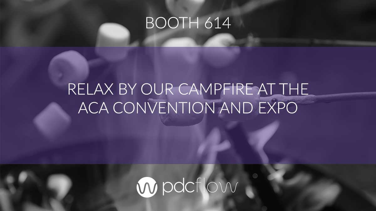 Visit Booth 614 during the ACA International Convention and Expo 2019