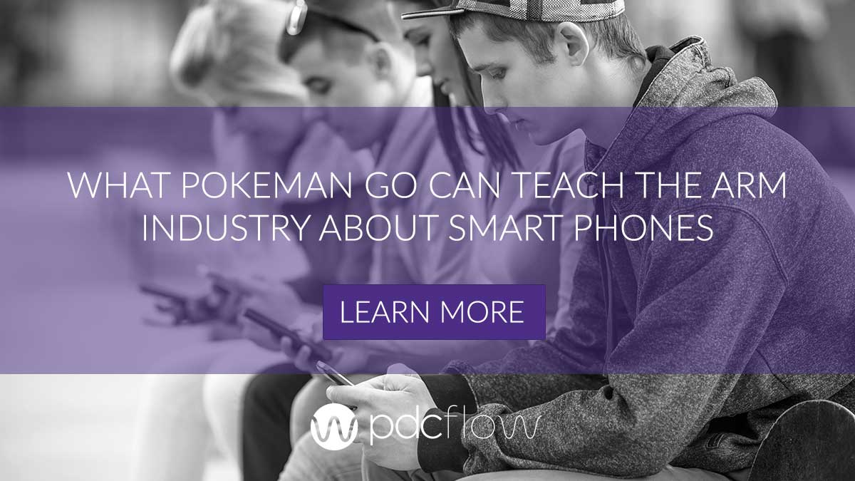 What Pokémon Go Can Teach the ARM Industry about Smart Phones