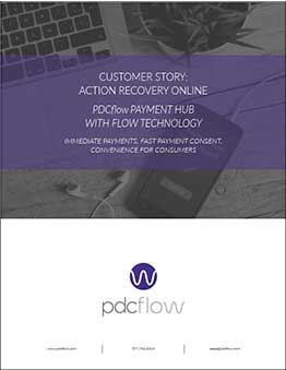 PDCflow Customer Story Action Recovery Online
