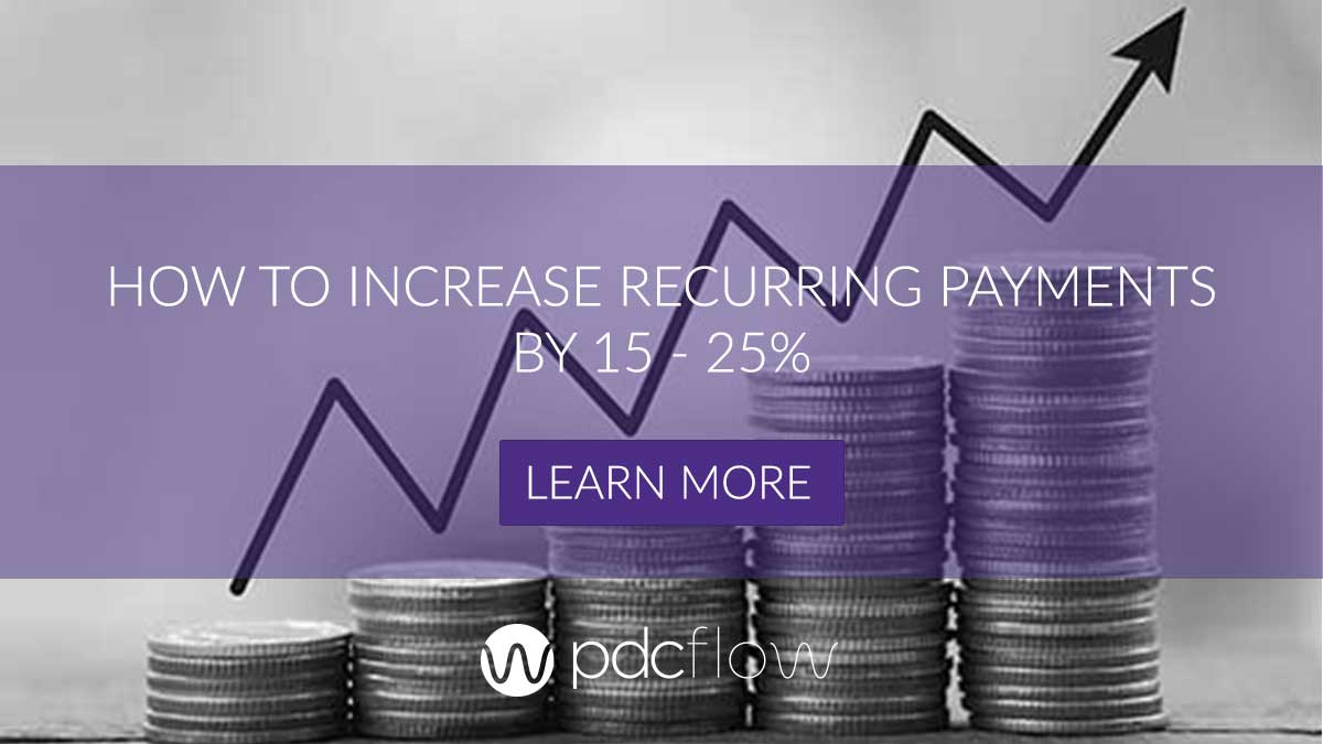 How to Increase Recurring Payments by 15-25%