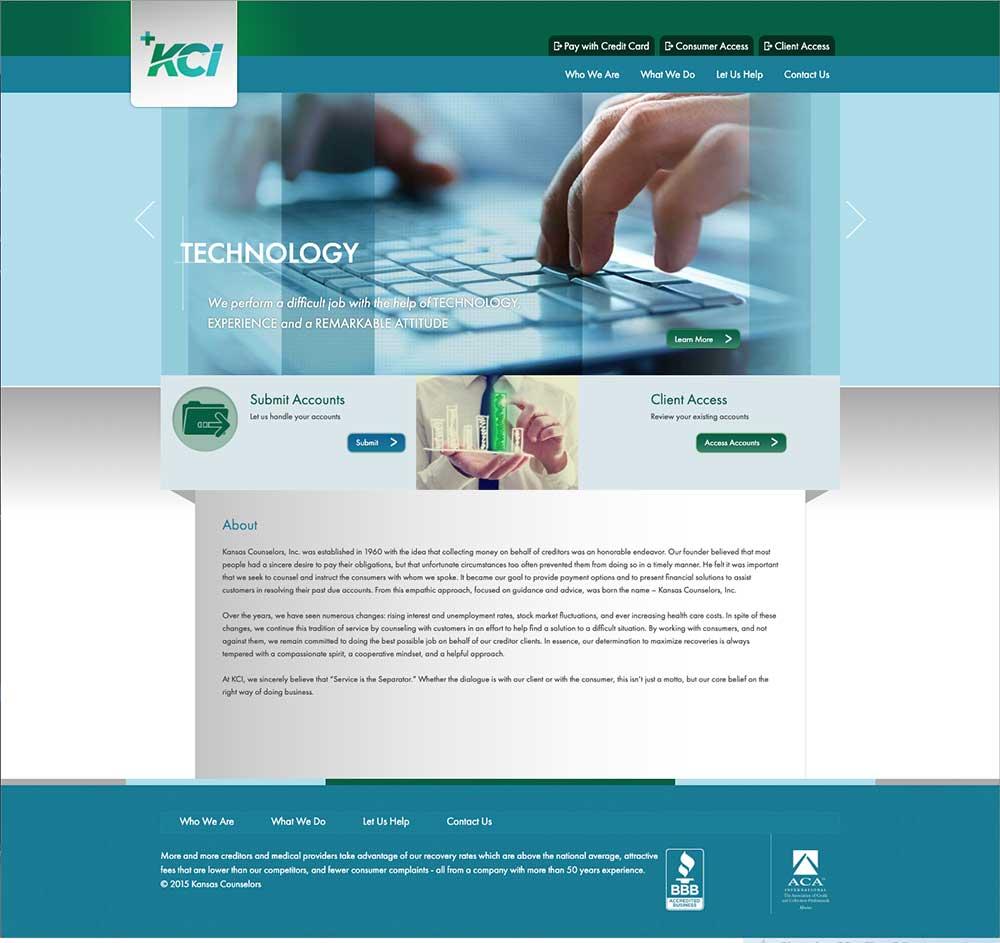 KCI Website