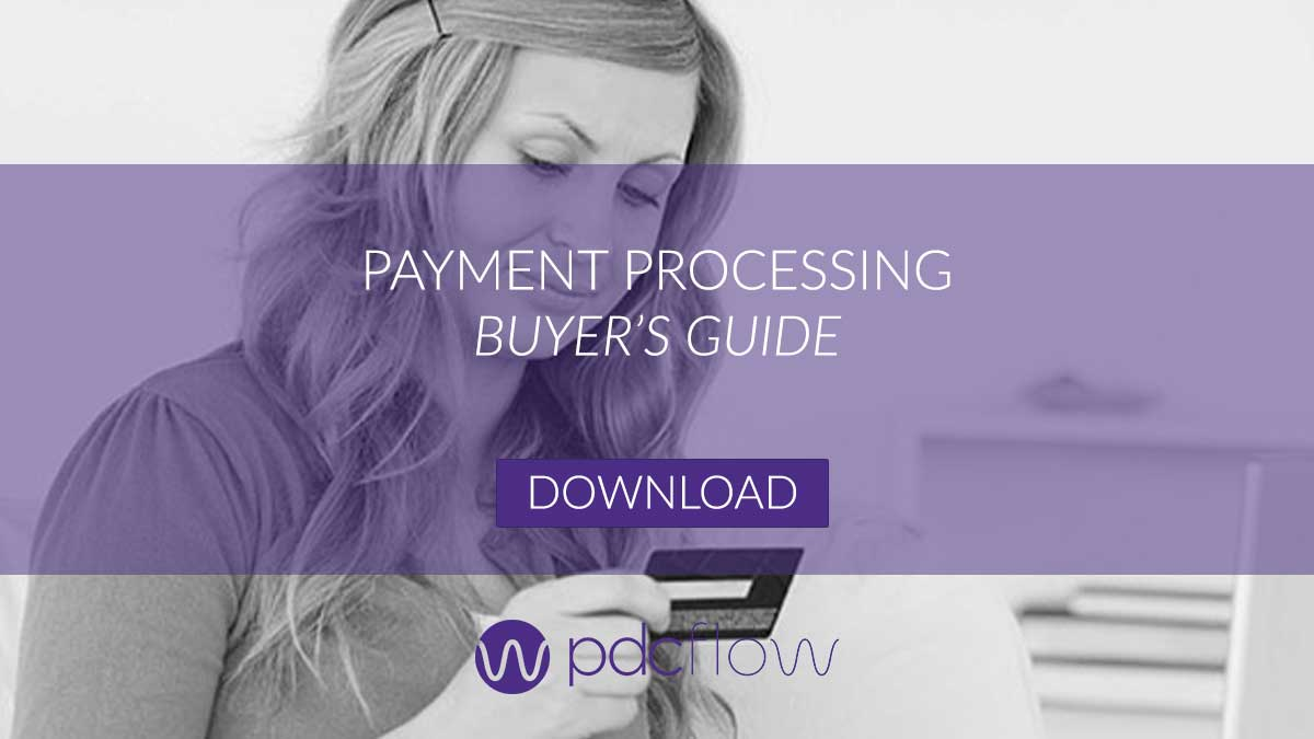 Payment Processing Buyer's Guide