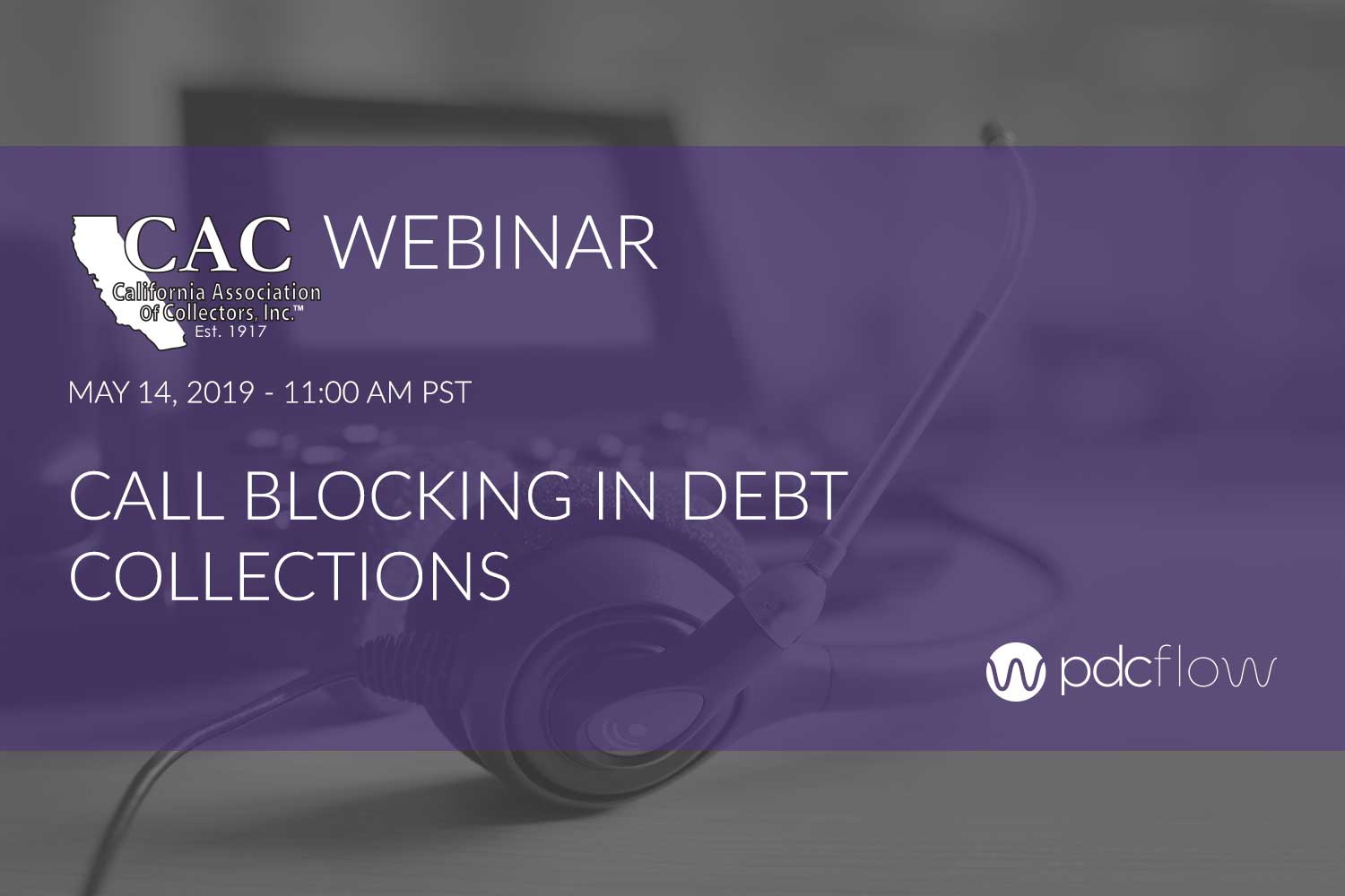 Call Blocking in Debt Collection Webinar