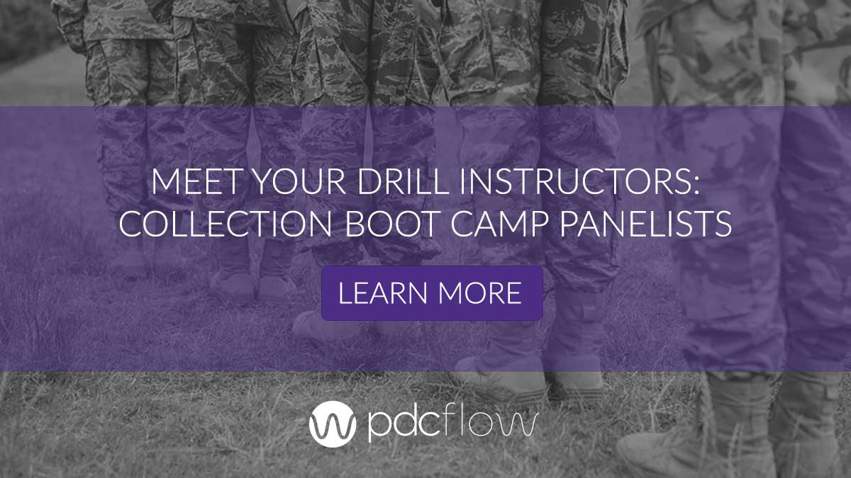 Meet Your Drill Instructors: Collection Boot Camp Panelists