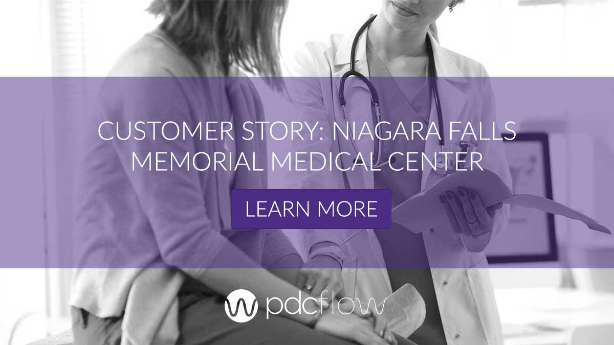 Customer Story: Niagara Falls Memorial Medical Center