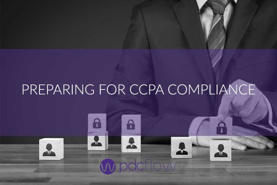 Preparing for CCPA Compliance