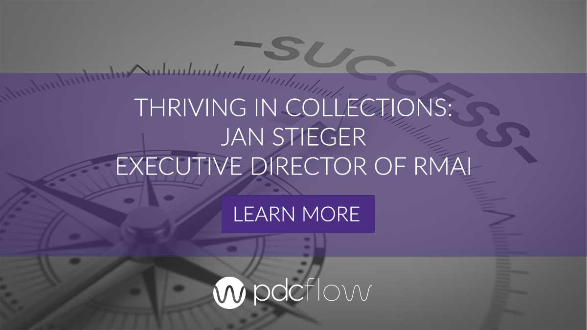 Thriving in Collections: Jan Stieger, Executive Director of RMAi