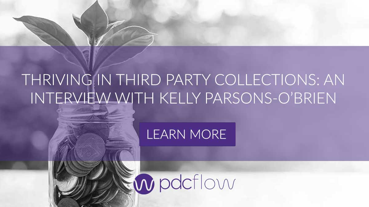 Thriving in Third Party Collections: An Interview with Kelly Parsons-O'Brien