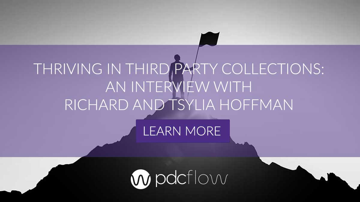 Thriving in Third Party Collections: An Interview with Richard and Tsylia Hoffman