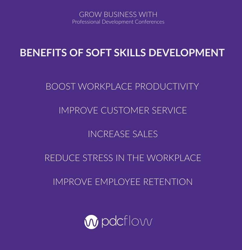 Benefits of Soft Skills Development in the Workplace