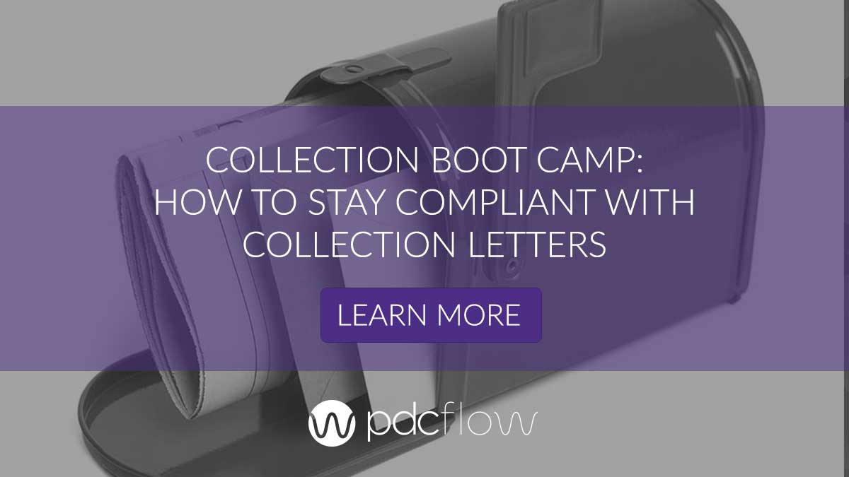 Collection Boot Camp: How to Stay Compliant with Collection Letters
