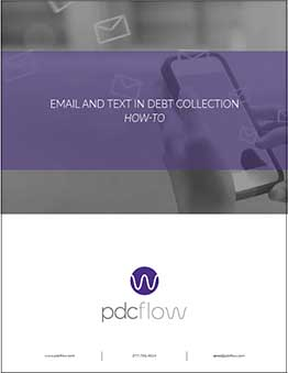 How to Email and Text in Debt Collection