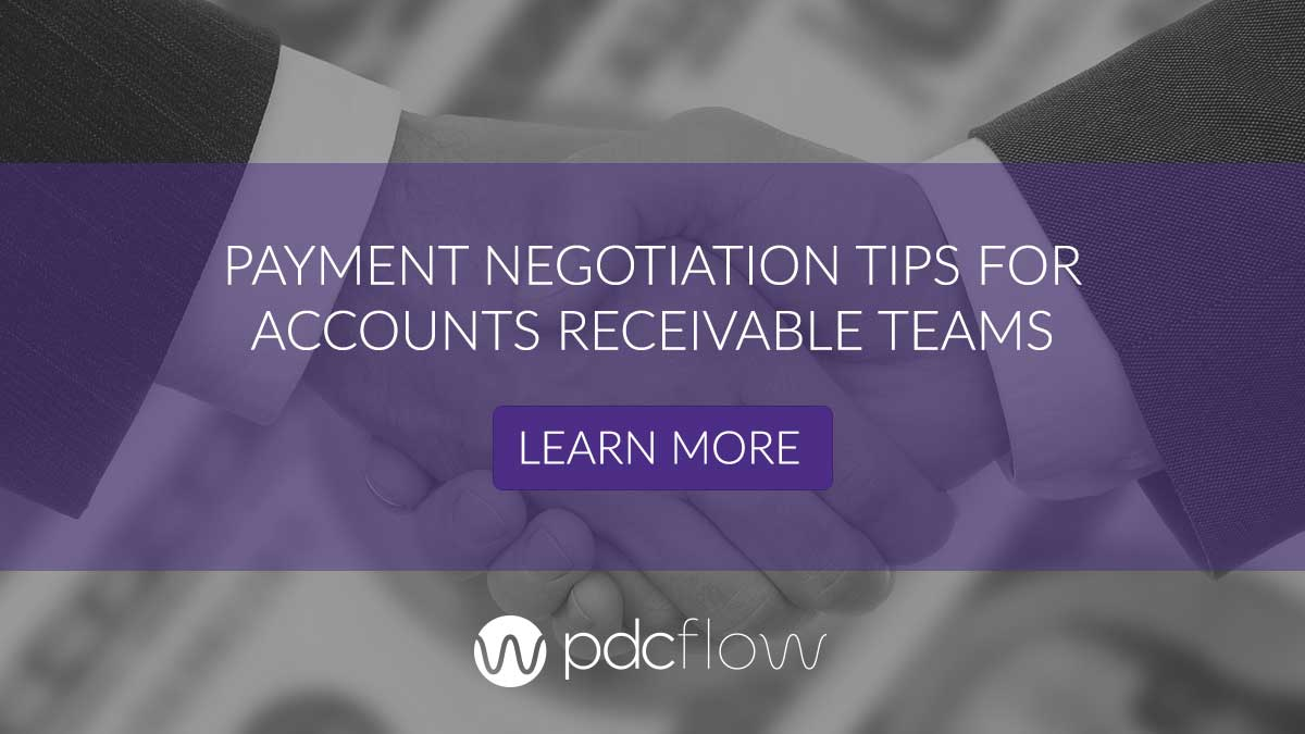 Payment Negotiation Tips for Accounts Receivable Teams