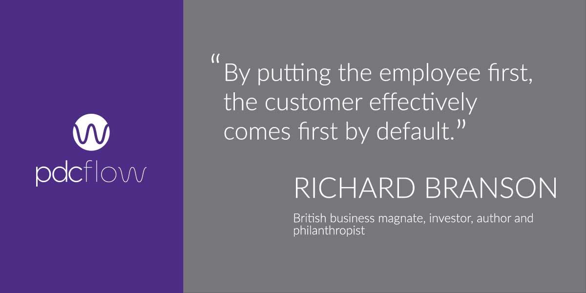 Ethics Training Program - Richard Branson Quote