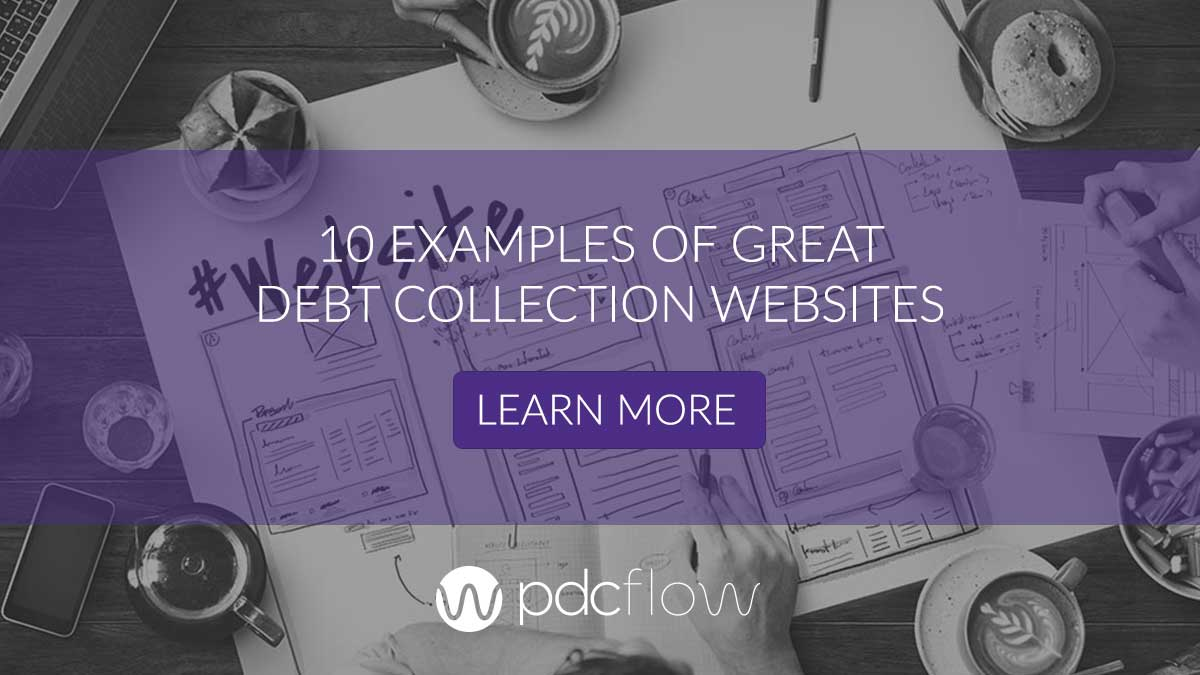 10 Examples of Great Debt Collection Websites