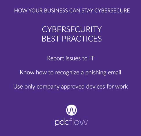How Your Business Can Stay Cybersecure - Cybersecurity Best Practices