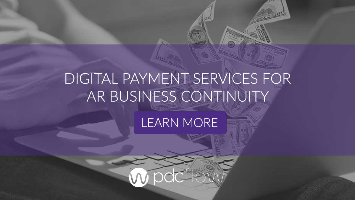 Digital Payment Services for AR Business Continuity