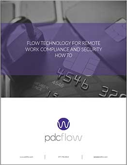FLOW Technology for Remote Work Compliance and Security How-To