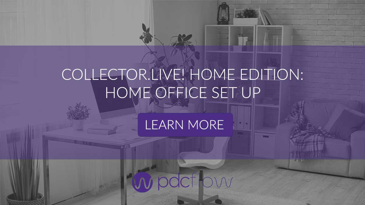 Collector.Live! Home Edition: Home Office Set Up