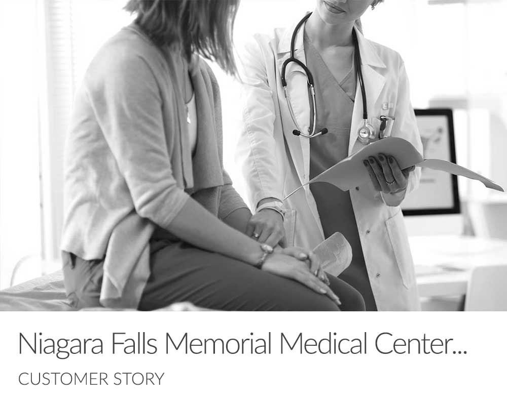 Niagara Falls Memorial Medical Center Customer Story