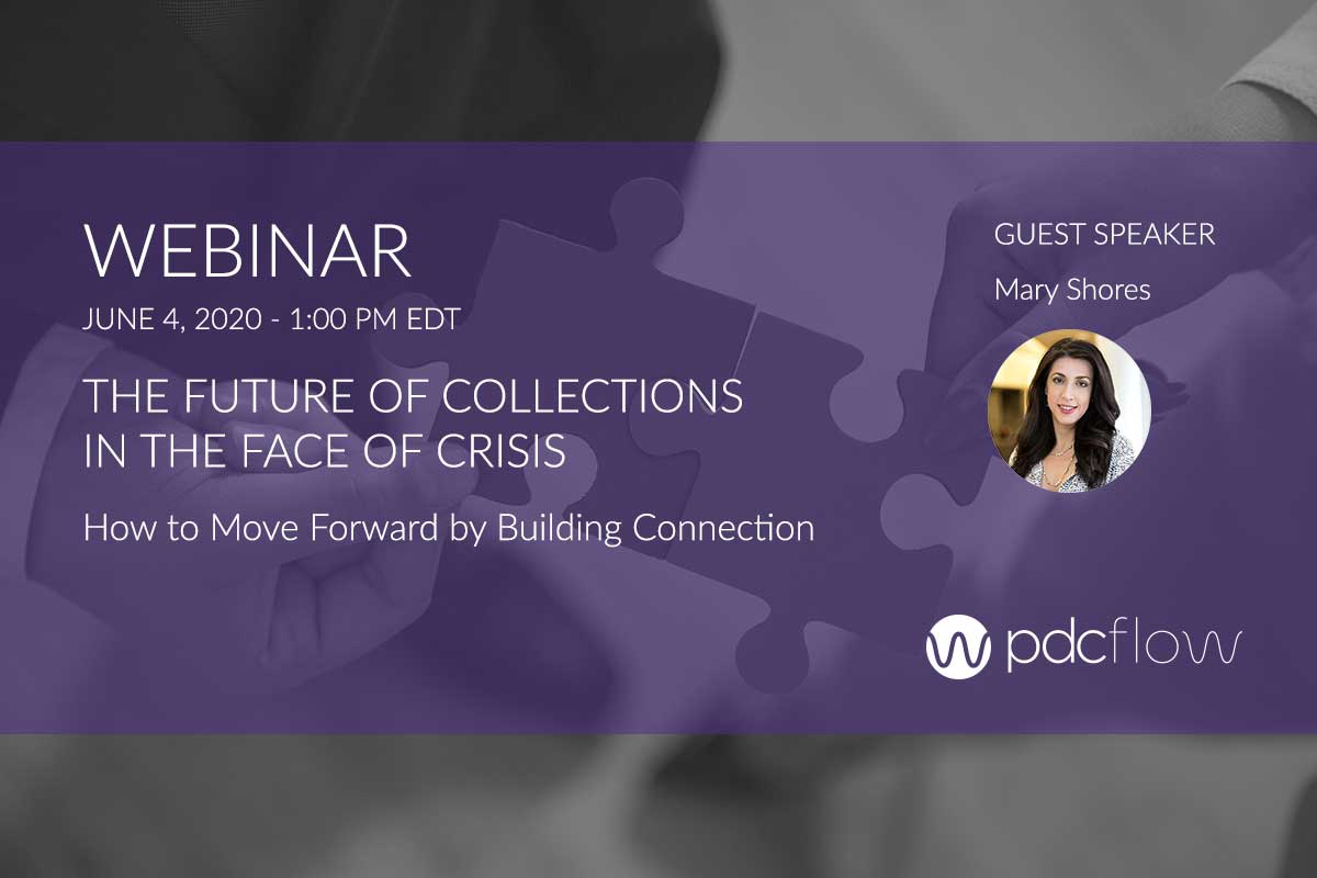 Future of Collections in the Face of Crisis Webinar