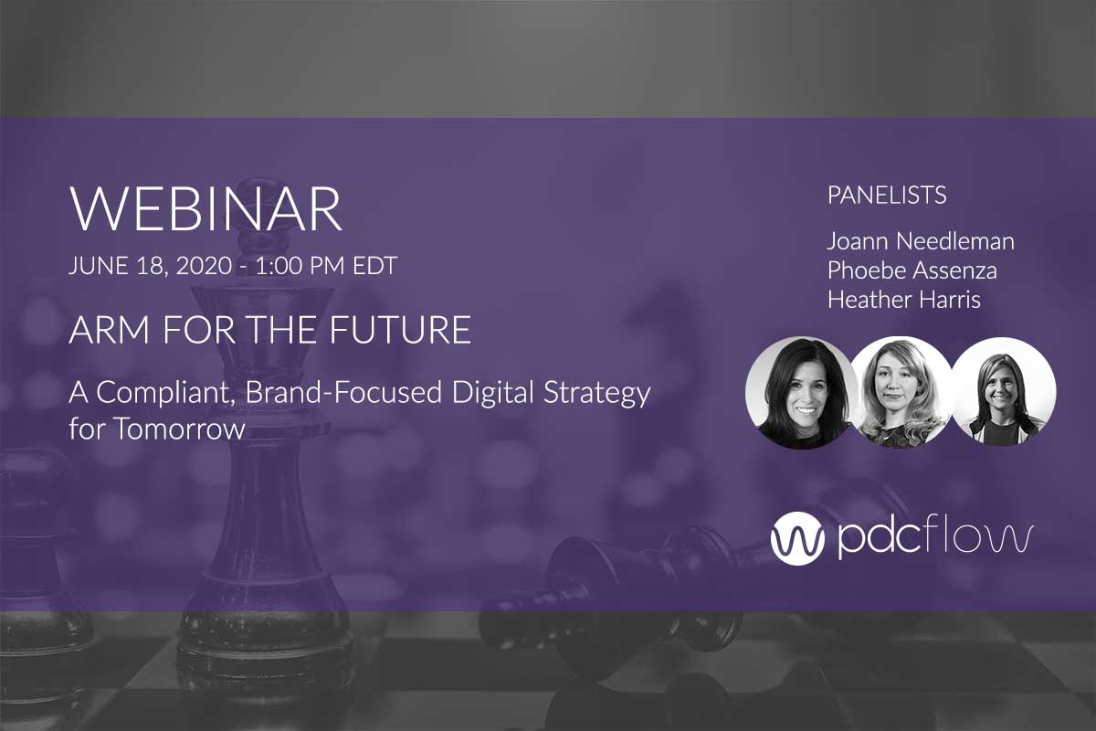 Arm for the Future A Compliant Brand-Focused Digital Strategy Webinar