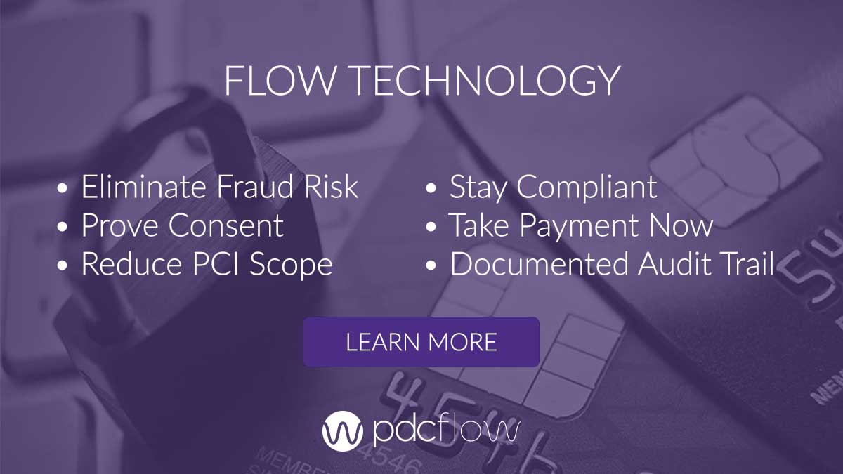 FLOW TECHNOLOGY FOR PAYMENT SECURITY AND COMPLIANCE