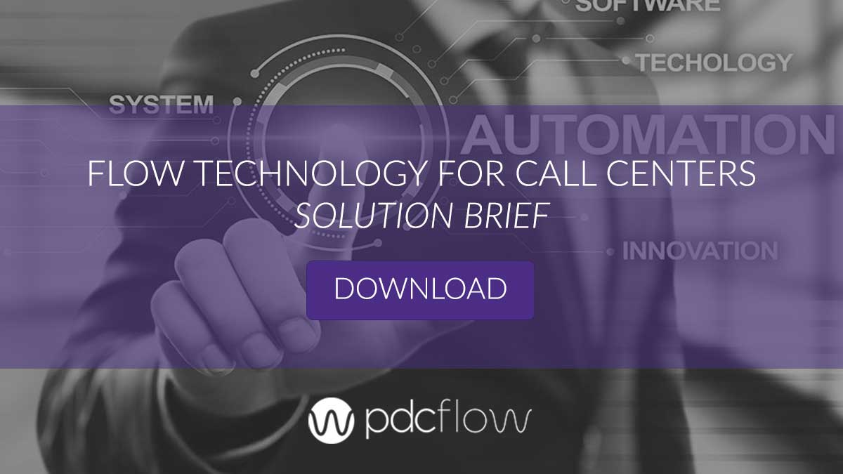 FLOW Technology for Call Centers Solution Brief