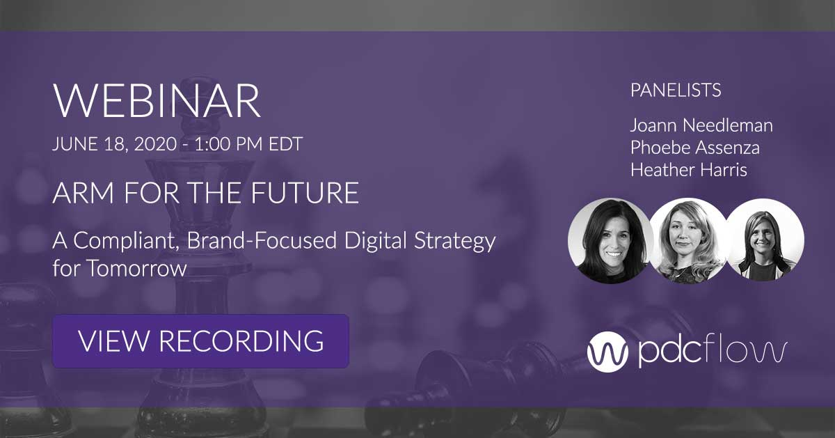 ARM FOR THE FUTURE A Compliant, Brand-Focused Digital Strategy for Tomorrow