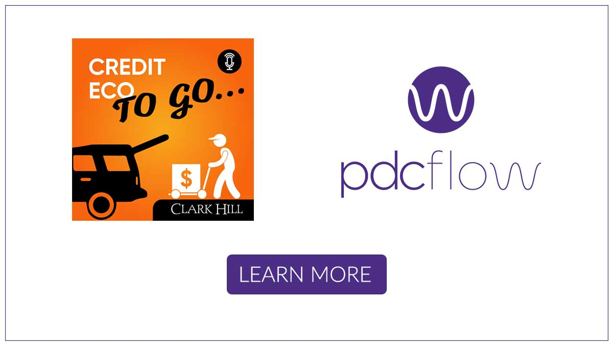 """PDCflow COO Ed Bills featured in Podcast """"Credit Eco to go"""""""