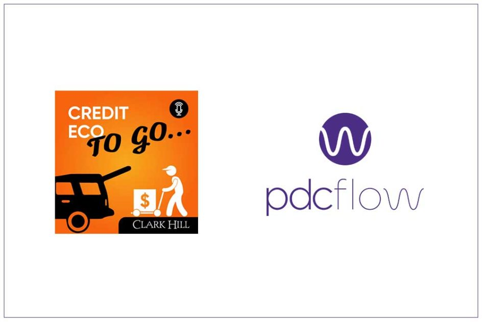 PDCflow COO Ed Bills featured in Podcast Credit Eco to go