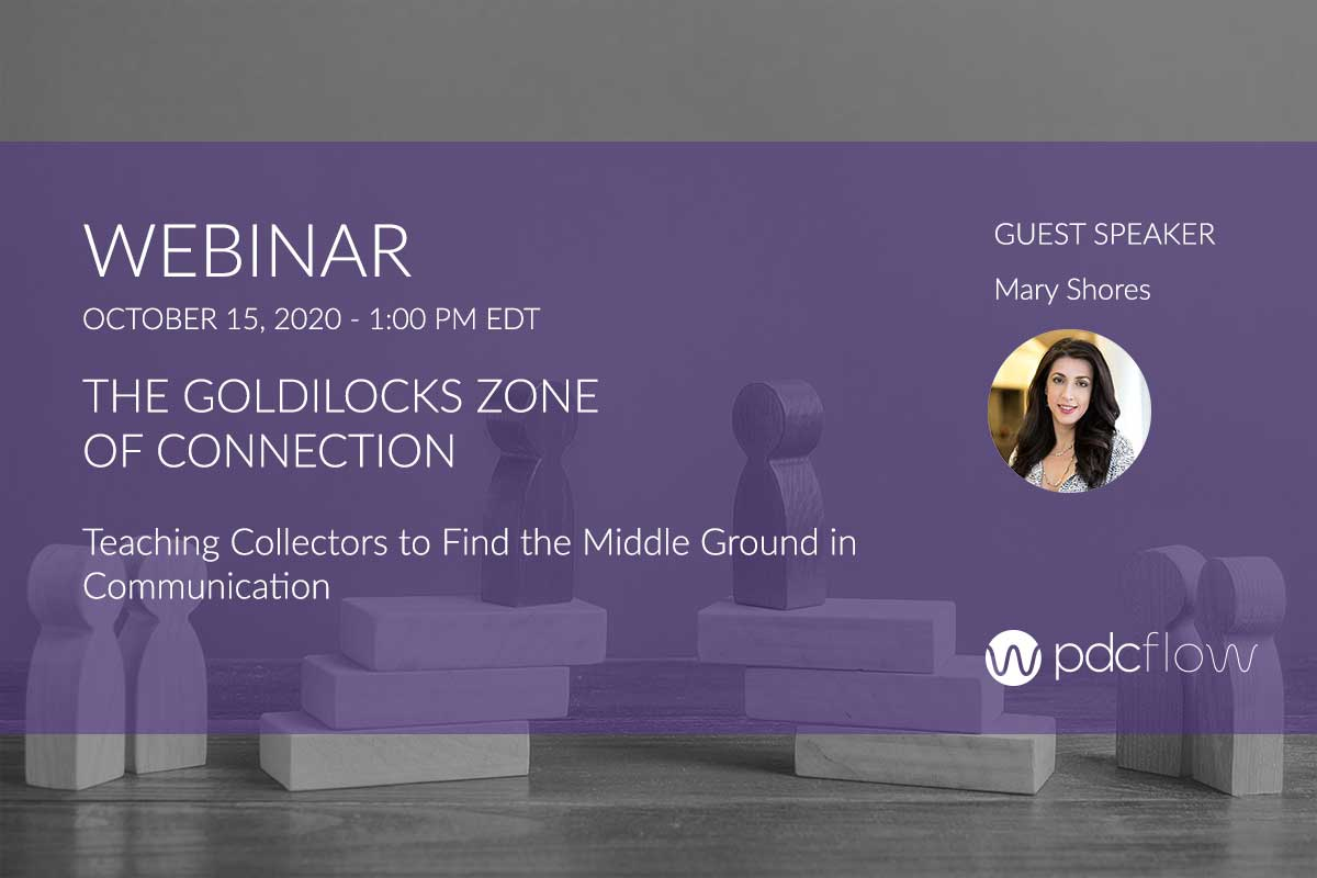 The Goldilocks Zone of Connection: Teaching Collectors to Find the Middle Ground in Communication Webinar