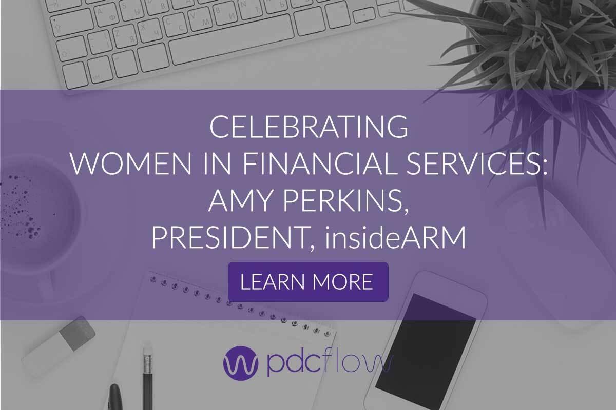Celebrating Women in Financial Services: Amy Perkins, President, insideARM