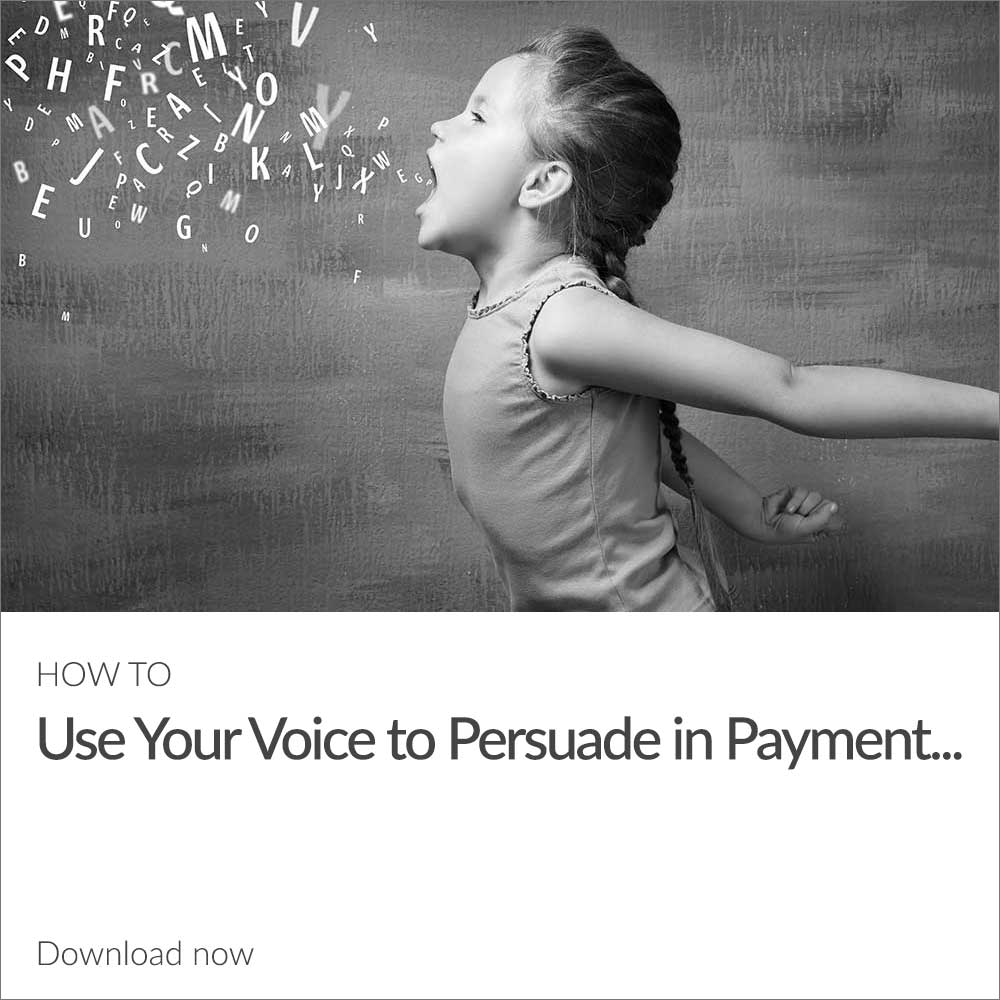 [How-To] Use Your Voice to Persuade in Payment Collection