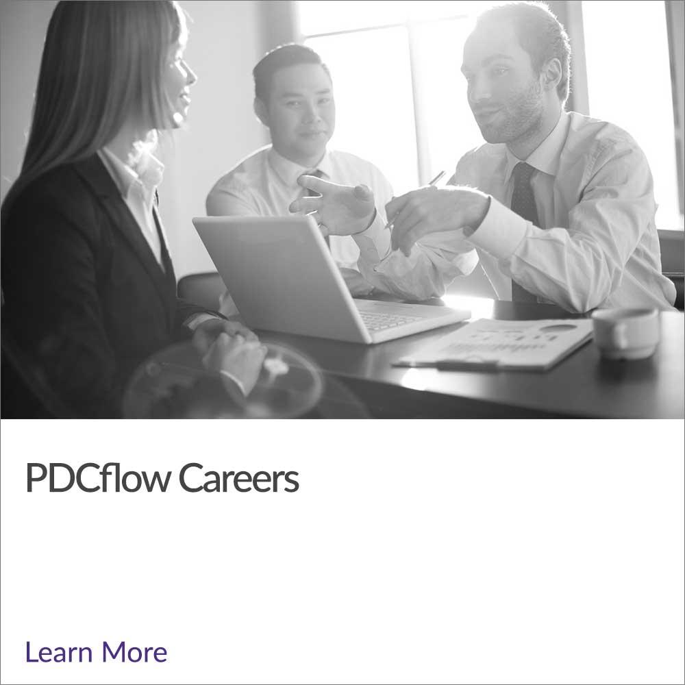PDCflow Careers